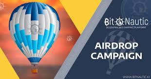 balloon telegram bitnautic to start another airdrop for 1 million btnt tokens