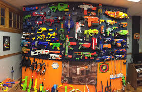 nerf bedroom 10 ways to make your nerf display better