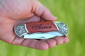 groomsmen pocket knife boyfriend engagement gift husband gift knife groomsman