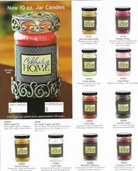 home interior candles fundraiser home interiors candles baked