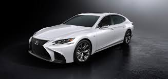 lexus luxury sports car lexus ls 500 f sport premium luxury gets a sporty touch james