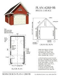 Large Garage Plans Garage Plan With Carport 001g 0003brick Plans Uk Brick Veneer