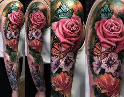 best 25 colorful sleeve tattoos ideas on pinterest forearm