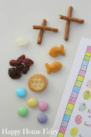 easter story snack mix free printable free printable easter