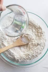 easy salt dough for decorations family