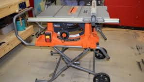 Job Site Table Saw Hitachi C10rj 10 U2033 15 Amp Jobsite Table Saw With 35 U2033 Rip Capacity