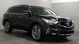 Acura Mcx 2017 Acura Mdx Sport Hybrid Sh Awd With Advance Package