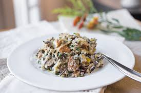 gluten free quinoa rice dressing
