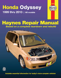 honda odyssey cars and motorcycles pinterest honda odyssey honda odyssey 99 10 haynes repair manual haynes manuals
