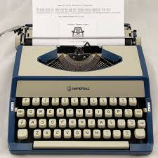 thanksgiving literature vintage typewriters for sale in london uk