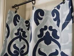 White And Navy Curtains Stunning Navy And Grey Curtains White Geometric Gray Interesting