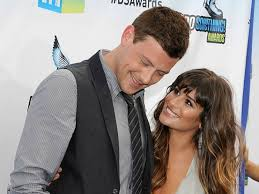 lea michele got a beautiful tattoo in honor of cory monteith