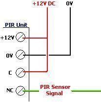 pir sensor circuits reuk co uk