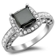 black diamond engagement rings for women black diamond in bridal jewelry