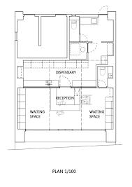 farmacia en omori mamm design plataforma arquitectura