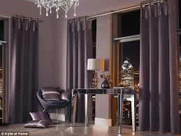 Interior Design Curtains by Kylie Minogue Turns Her Hand To Interior Design With New Range Of