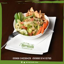 comment cuisiner barracuda barracuda oman home muscat oman menu prices restaurant