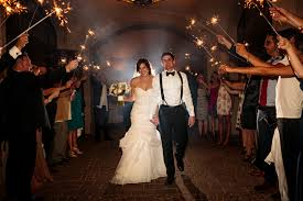 sparklers for wedding using sparklers at weddings