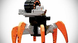 nerf remote control tank nerf combat creature rc robot mikeshouts