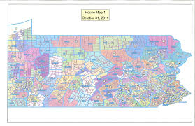 House District Map Redistricting Watch Preliminary Pa Legislative Maps Politicspa