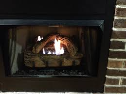 gas logs embers fireplace dact us