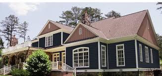 19 home design exterior color schemes natural stone