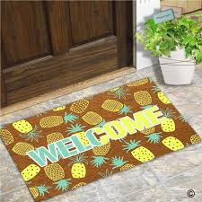 funny doormat msmr doormat funny doormat pineapple door mat decorative home