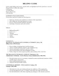 Quality Control Job Description Resume by Job Clerical Job Description For Resume