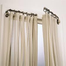 Window Curtains Rods Best 25 Drapery Rods Ideas On Pinterest Drapery Hardware Brass