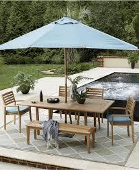 Teak Patio Dining Set - outdoor patio furniture macy u0027s