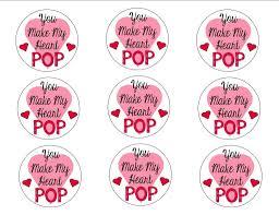 valentine u0027s day gift tag printable