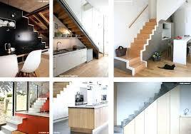 cuisine sous escalier cuisine sous escalier cuisine design rustique sous lescalier brw