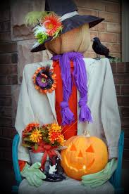 Garden Halloween Decorations 53 Best Scarecrow Images On Pinterest Scarecrows Scarecrow