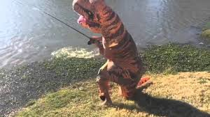 t rex costume t rex costume fishing