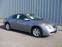 2008 nissan altima coupe 2008 precision gray metallic nissan altima 2 5 s coupe 1085826