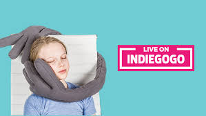 Comfortable Ways To Sleep Meet Monpère A Travel Pillow Like You U0027ve Never Seen Before By