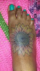 53 sunflower tattoos blossoms seeking out light