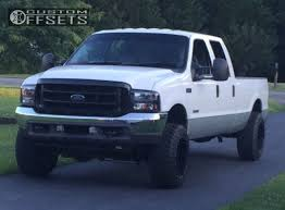 ford f250 2004 2004 ford f 250 duty fuel hostage suspension lift 3in