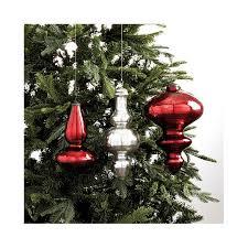mercury glass finial ornaments ballard designs
