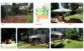 Garten Gestalten Vorher Nachher Vorher Nachher Gartenplanung U0026 Gartengestaltung Aachen