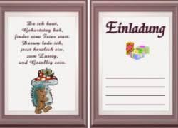 geburtstagssprüche 1 geburtstag einladungen zum geburtstag texte sajawatpuja