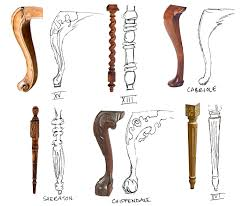 Legs For Armchairs Design 101 French And English Style Antique Chair Legs