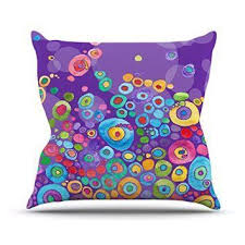 Colors Of Purple Best 25 Purple Throw Pillows Ideas On Pinterest Purple Bedding
