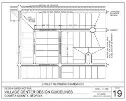sec 132 procedures for rezoning property to the village center