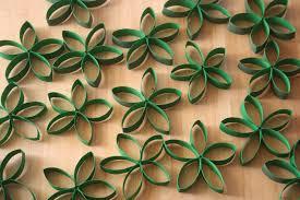 flores con rollos de papel con rollos de papel paper rolls