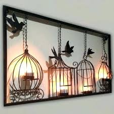 Charming Outdoor Wall Decor Metal Wall Ideas Excellent Outdoor