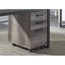 rustic locking filing cabinets you u0027ll love wayfair