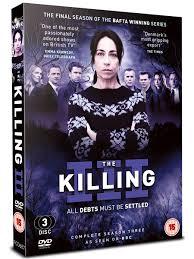 Seeking Season 3 Dvd The Killing Season 3 Dvd Arrow