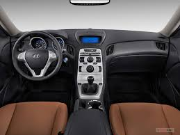 2010 hyundai genesis coupe pictures dashboard u s