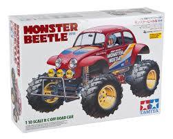 tamiya blackfoot tamiya monster beetle 2015 2wd monster truck kit tam58618 cars